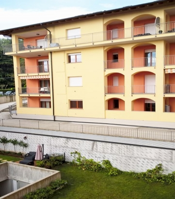 STRESA  Residenza Selvalunga  A1